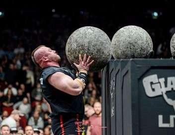 Giants Live 2019, l'homme le plus fort du monde