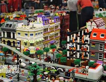 Le monde secret de la petite brique Lego