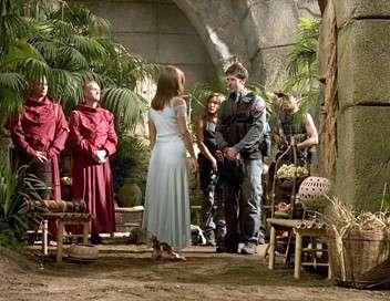 Stargate Atlantis Hors d'atteinte