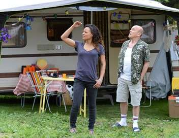 Camping Paradis Une star au camping