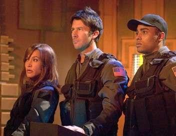 Stargate Atlantis Le grand sommeil