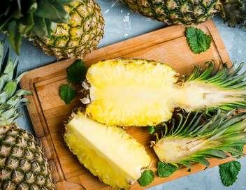 La quotidienne Les ananas