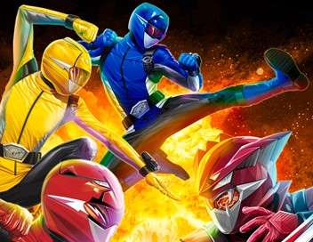 Power Rangers : Beast Morphers La Tour de Morph-X est en danger