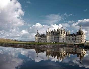 Chambord, le château, le roi et l'architecte