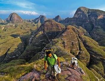 Madagascar, au coeur du massif Makay