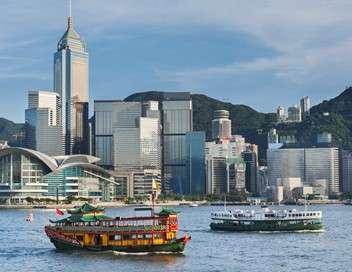 Hongkong, la magie des néons