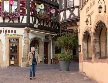Meurtres à Colmar
