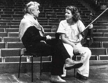 Karajan, portrait du maestro