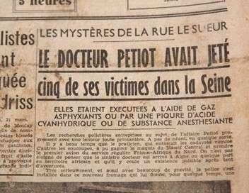 L'ombre d'un doute Petiot : le docteur Satan de l'Occupation
