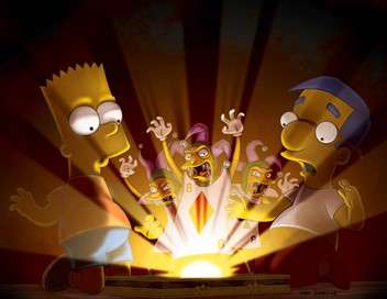 Les Simpson Simpson Horror Show XXI