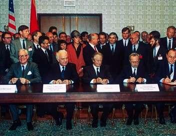 Les vainqueurs de 1945 et la réunification allemande