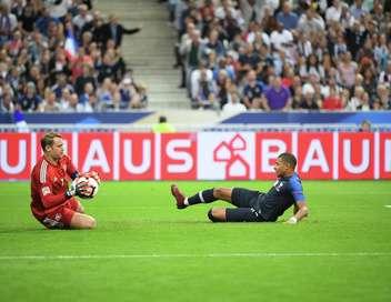 Allemagne - Argentine Match amical