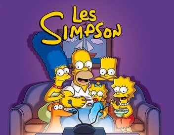 Les Simpson La vieille peur d'Homer