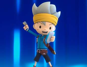 Snack World, on va croquer du méchant Le coeur fondant de Mayonna
