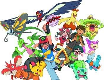 Pokémon : Battle Frontier Duel amoureux