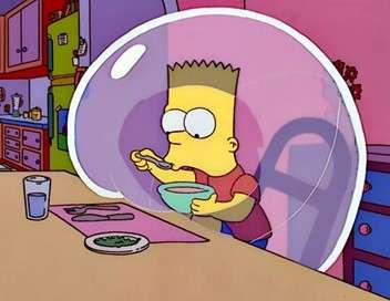 Les Simpson La double vie de Lisa