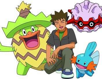 Pokémon : Battle Frontier Par amour...