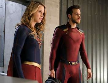 Supergirl Le manoir invisible