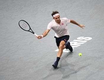 Tournoi ATP de Paris Novak Djokovic/Denis Shapovalov