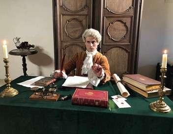 Secrets d'Histoire Chevalier d'Eon, sans contrefaçon je suis un espion !