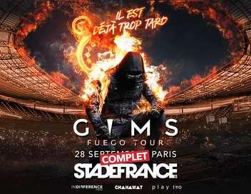 Gims : «Destination Stade de France», le concert événement