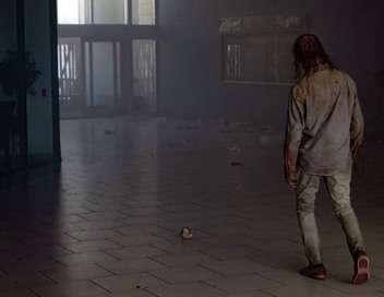 Fear the Walking Dead 210 mots par minute