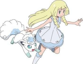 Pokémon : Soleil et Lune - Ultra-Légendes Le sceptre de Lilila !