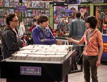 The Big Bang Theory L'  isolation d'un looser