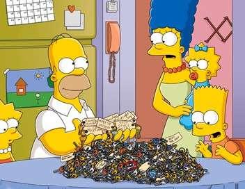 Les Simpson 500 clés
