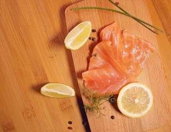 La vie pas si rose du saumon fumé