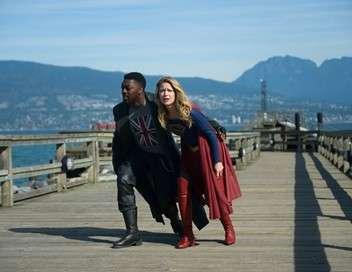Supergirl Bienvenue sur Shelley Island