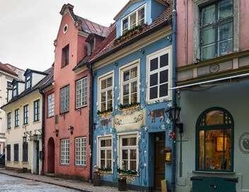 Échappées belles Week-end à Riga