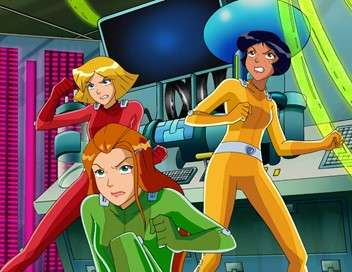 Totally Spies Totalement pas Spies