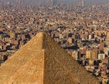 L'Égypte vue du ciel