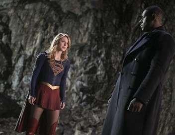Supergirl Au nom du frère