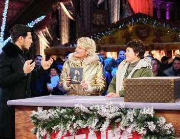 Affaire conclue Au coeur du marché de Noël de Mulhouse