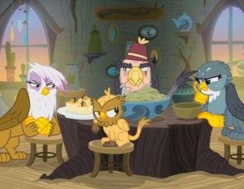 My Little Pony : les amies c'est magique La lutte des directeurs