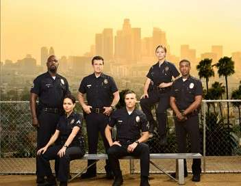 The Rookie : le flic de Los Angeles Dans la nuit