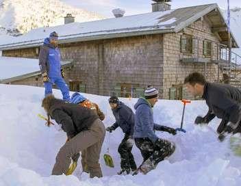 Avalanches sous haute surveillance