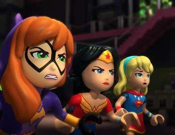 Lego DC Super Hero Girls La chica burrita