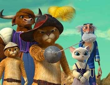 Les aventures du Chat Potté Vachetta sert les esprits