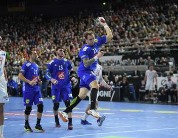 France - Serbie Golden League