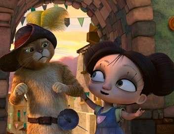 Les aventures du Chat Potté Amis squelettes