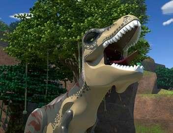 Jurassic World - La légende d'Isla Nublar Au coeur du volcan!