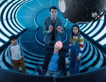 Gabby Duran, baby-sitter d'extraterrestres Votre enfant gor-monite s'apprete a exploser