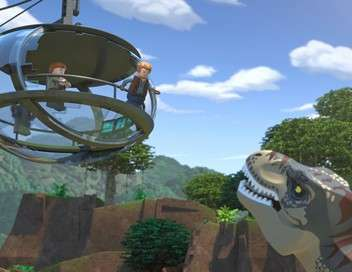 Jurassic World - La légende d'Isla Nublar Alerte aux Fantomosaures