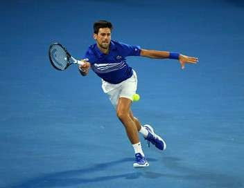 Open d'Australie Novak Djokovic/Dominic Thiem
