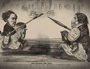 Delacroix, le dernier combat