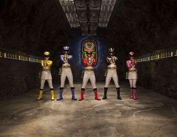 Power Rangers : Megaforce Une rentrée des classes mouvementée