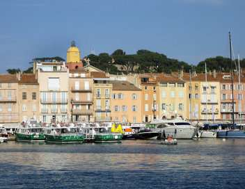 Party On St. Tropez
